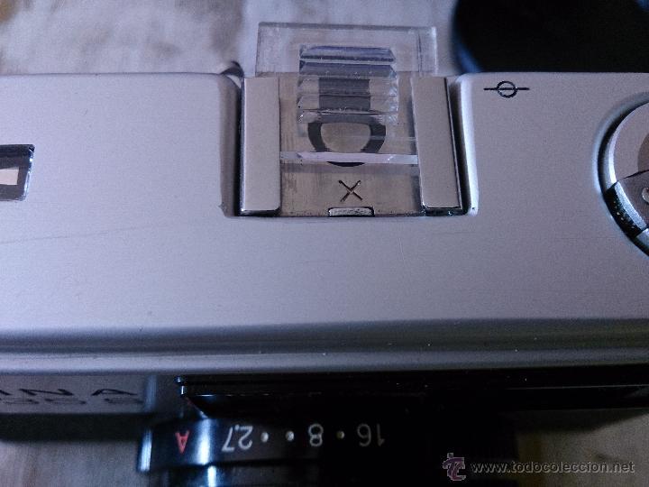Cámara de fotos: Cámara de fotos Cosina Compact 35 S. - Foto 5 - 46752627