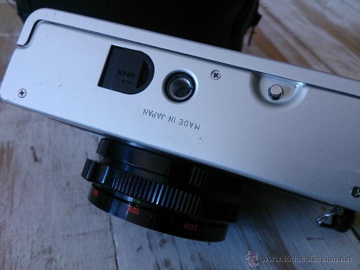 Cámara de fotos: Cámara de fotos Cosina Compact 35 S. - Foto 7 - 46752627