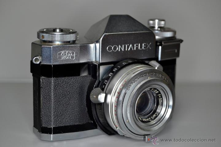 ZEISS IKON, CONTAFLEX IV (Cámaras Fotográficas - Réflex (no autofoco))