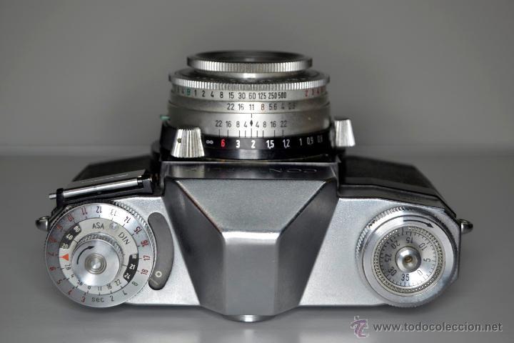 Cámara de fotos: Zeiss Ikon, Contaflex IV - Foto 2 - 47612119