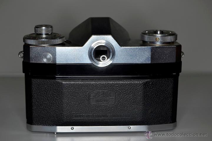 Cámara de fotos: Zeiss Ikon, Contaflex IV - Foto 3 - 47612119