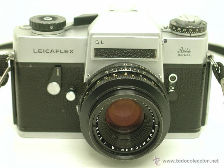 Cámara de fotos: LEICA LEICAFLEX SL + SUMMICRON f:2 / 50mm - Foto 6 - 46680158