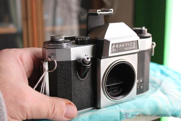 CUERPO PRAKTICA NOVA IB (Cámaras Fotográficas - Réflex (no autofoco))