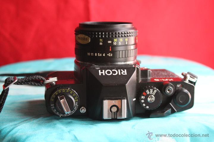 Cámara de fotos: Ricoh KR-5 + Riconar 55mm 1:2,2 - Foto 3 - 48997560