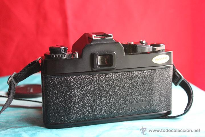 Cámara de fotos: Ricoh KR-5 + Riconar 55mm 1:2,2 - Foto 4 - 48997560