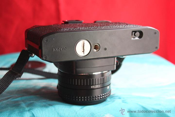 Cámara de fotos: Ricoh KR-5 + Riconar 55mm 1:2,2 - Foto 5 - 48997560