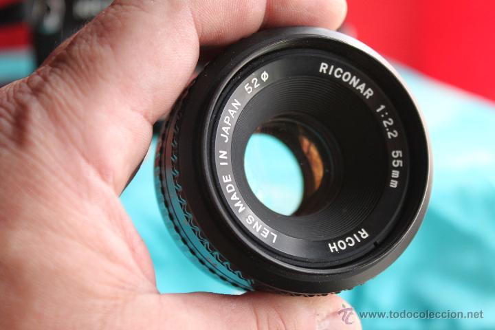 Cámara de fotos: Ricoh KR-5 + Riconar 55mm 1:2,2 - Foto 6 - 48997560
