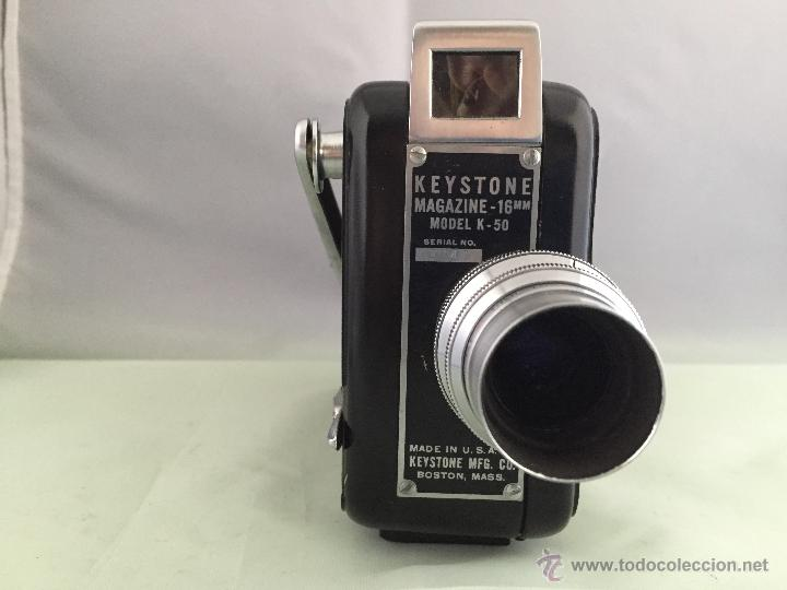 Cámara de fotos: KEYSTONE 16 MM MOD. K-50 - Foto 3 - 50070490