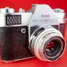 Cámara de fotos: KODAK RETINA REFLEX S. Lote 50233118