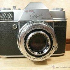 Cámara de fotos: KODAK RETINA REFLEX (1957). Lote 50405258