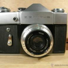 Cámara de fotos: ZENIT-B (1969). Lote 50405670