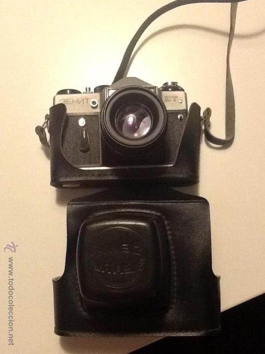 CAMARA ZENIT - ET ( 3EHNT-ET ) (Cámaras Fotográficas - Réflex (no autofoco))