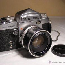 Cámara de fotos: MIRANDA SENSOMAT RE DE 1969. Lote 50951024