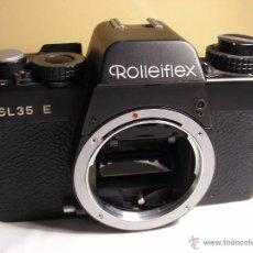 Cámara de fotos: ROLLEIFLEX SL 35 E DE 1979. Lote 51480528