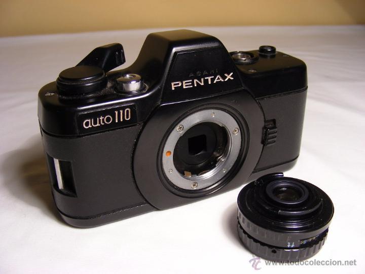 Cámara de fotos: Pentax Auto 110 de 1980 - Foto 4 - 51484309