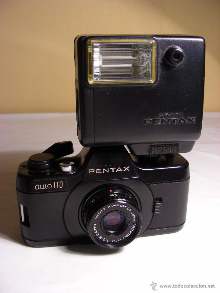 Cámara de fotos: Pentax Auto 110 de 1980 - Foto 5 - 51484309