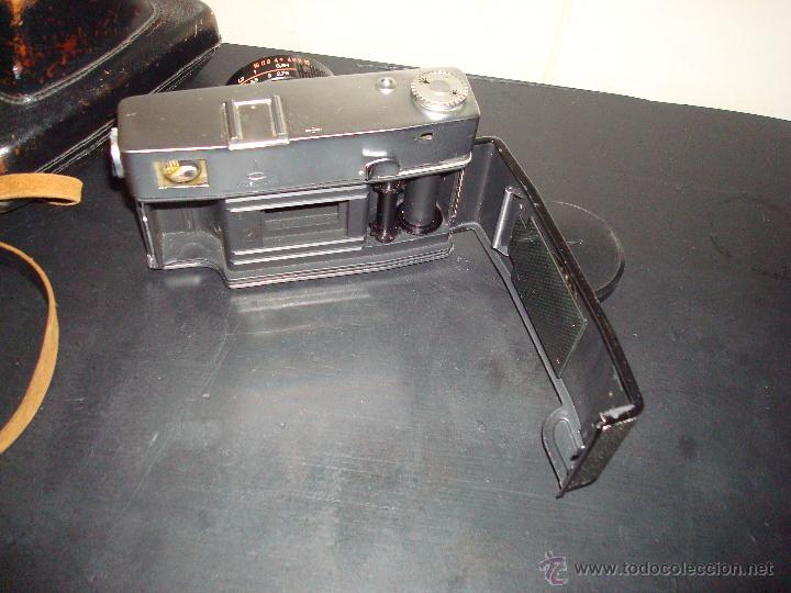 Cámara de fotos: ANTIGUA CAMARA OMO SOKOL AUTOMAT OBJETIVO 1:28 ASA F=50 CON FUNDA - Foto 14 - 51583721