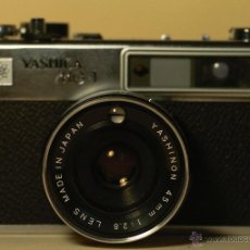 Appareil photos: YASHIKA MG-1 + ADAPTADOR. Lote 51849899