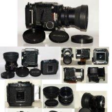 Cámara de fotos - Camara de medio formato 6x7 Mamiya Professional S - 52113802
