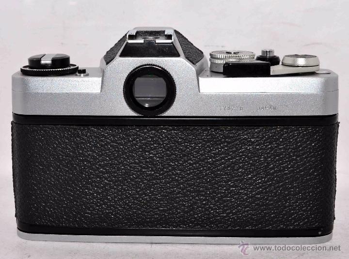 Cámara de fotos: EXCELENTE CUERPO DE CAMARA REFLEX..JAPON 1975...CHINON CX, ROSCA DE 42 mm..BUEN ESTADO..FUNCIONA - Foto 14 - 52536303