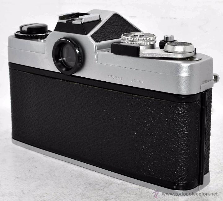 Cámara de fotos: EXCELENTE CUERPO DE CAMARA REFLEX..JAPON 1975...CHINON CX, ROSCA DE 42 mm..BUEN ESTADO..FUNCIONA - Foto 15 - 52536303