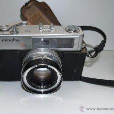 Cámara de fotos - CAMARA DE FOTOS MINOLTA HI MATIC 7S - 52562134