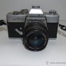 Cámara de fotos: CAMARA FOTOGRAFIA MINOLTA SRT 101. Lote 52562617