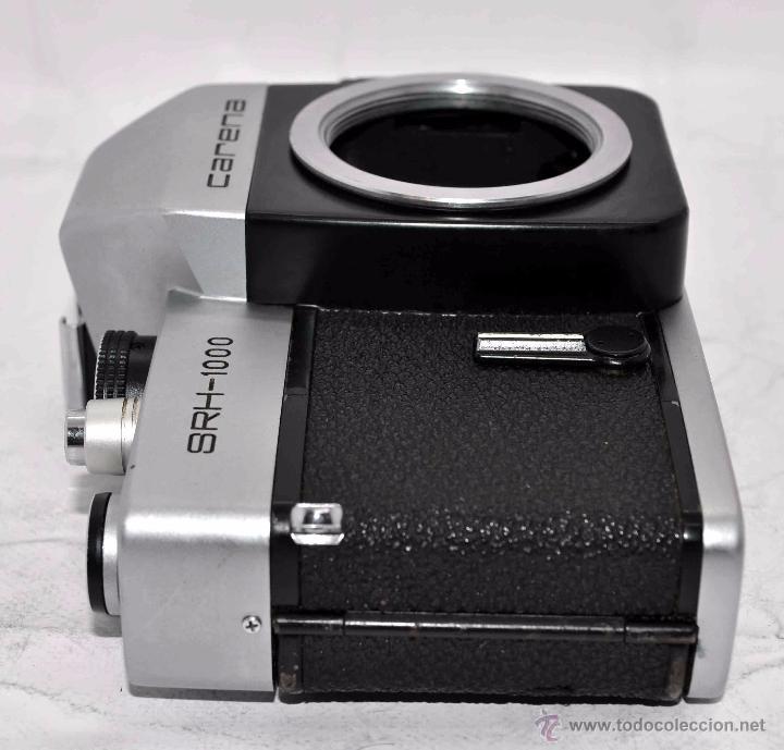 Cámara de fotos: CUERPO DE CAMARA REFLEX..JAPON 1973..CARENA HRC 1000, ROSCA DE 42 mm..MUY BUEN ESTADO..FUNCIONA - Foto 8 - 52724318