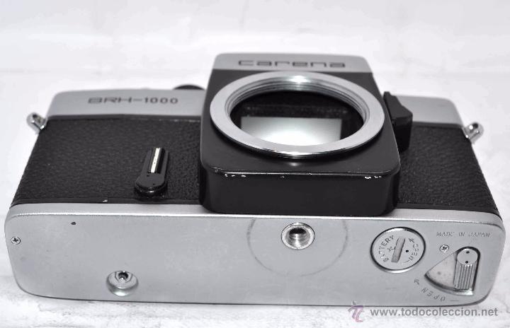 Cámara de fotos: CUERPO DE CAMARA REFLEX..JAPON 1973..CARENA HRC 1000, ROSCA DE 42 mm..MUY BUEN ESTADO..FUNCIONA - Foto 9 - 52724318