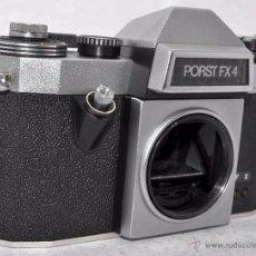 Cámara de fotos: EXCELENTE CUERPO DE CAMARA REFLEX CLASICA..ALEMANIA 1968..PORST FX 4.. MUY BUEN ESTADO..FUNCIONA. Lote 53279078