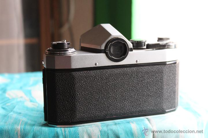 Cámara de fotos: Praktica Super TL + Tessar 50mm 1:2,8 - Foto 3 - 53325866