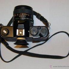 Cámara de fotos: YASHICA FX-3 CON OBJETIVO YASHICA DSB 50 MM 1:1,9. Lote 53558637