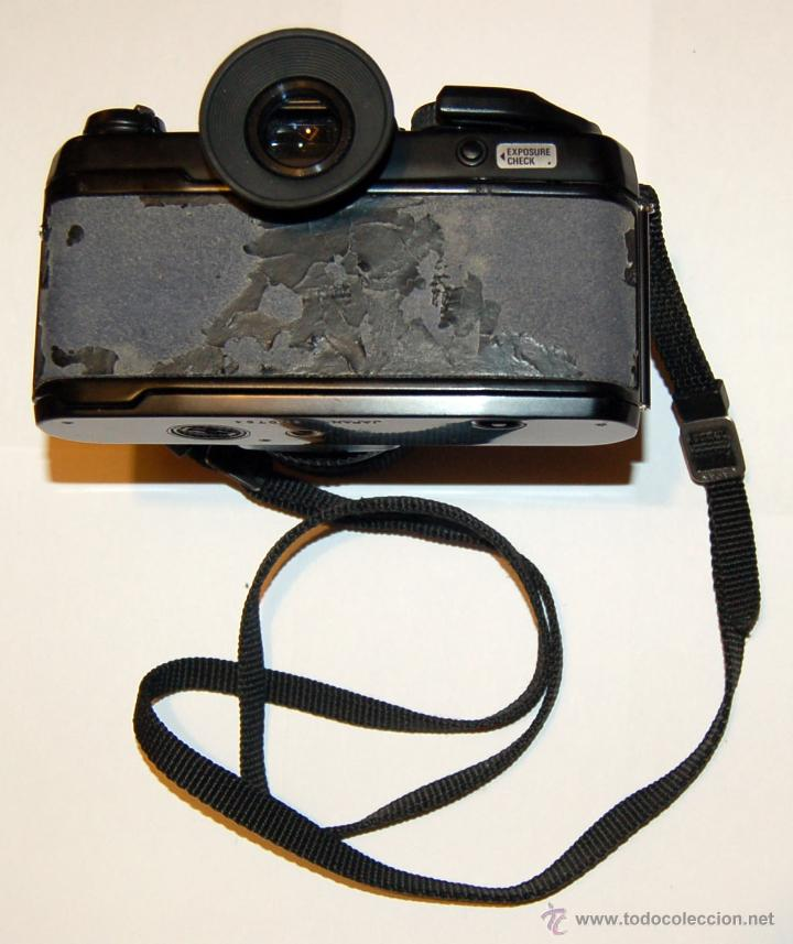 Cámara de fotos: Yashica FX-3 con objetivo Yashica DSB 50 mm 1:1,9 - Foto 3 - 53558637