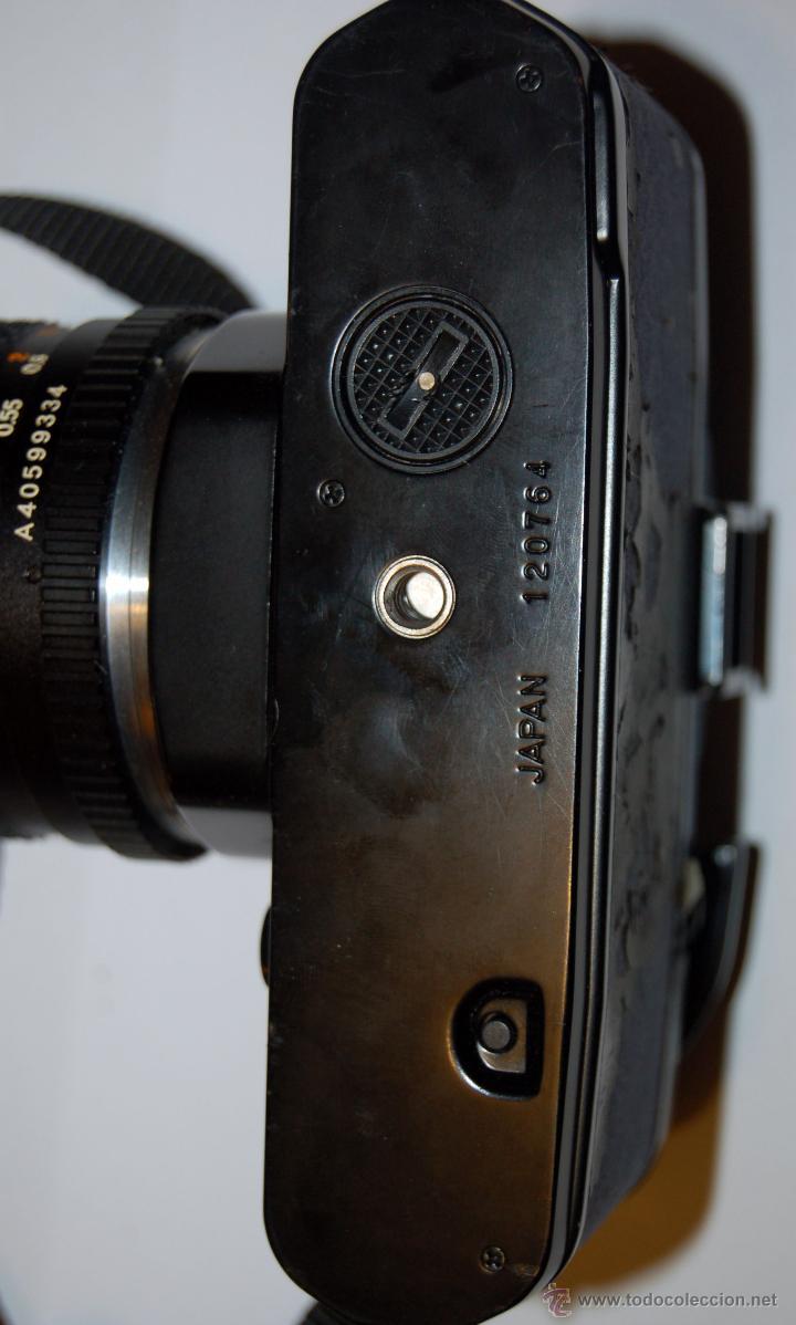 Cámara de fotos: Yashica FX-3 con objetivo Yashica DSB 50 mm 1:1,9 - Foto 4 - 53558637