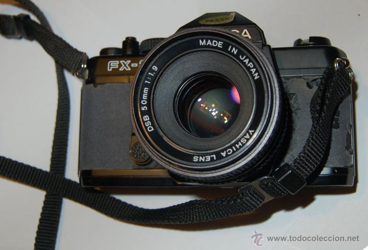 Cámara de fotos: Yashica FX-3 con objetivo Yashica DSB 50 mm 1:1,9 - Foto 6 - 53558637