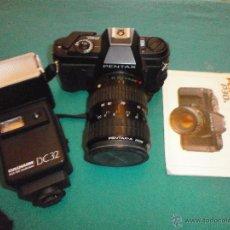 Cámara de fotos: CAMARA FOTOGRAFICA PENTAX P30N BUEN ESTADO. Lote 53573397