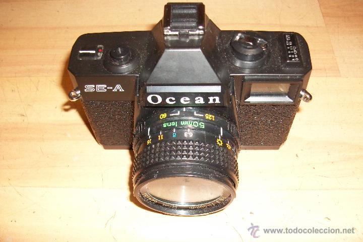 CAMARA OCEAN SE-A (Cámaras Fotográficas - Réflex (no autofoco))