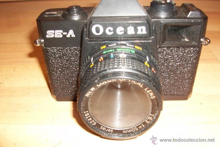 Cámara de fotos: CAMARA OCEAN SE-A - Foto 2 - 53871714
