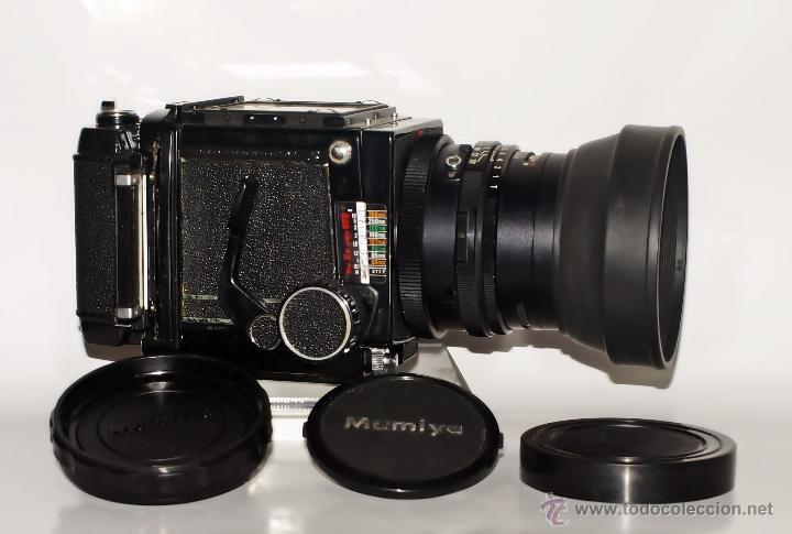 Cámara de fotos: Camara de medio formato 6x7 Mamiya Professional S - Foto 2 - 52113802