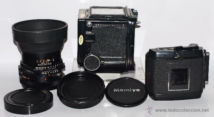 Cámara de fotos: Camara de medio formato 6x7 Mamiya Professional S - Foto 3 - 52113802