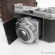 Cámara de fotos: MUY RARA CAMARA DE FOTOS ANTIGUA KODAK RETINA DE FUELLE TELEMETRICA. Lote 54833388