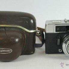 Cámara de fotos: CAMARA FOTOGRAFICA VOIGTLANDER MODELO VITO CS. CON FUNDA. 1939.. Lote 49086343