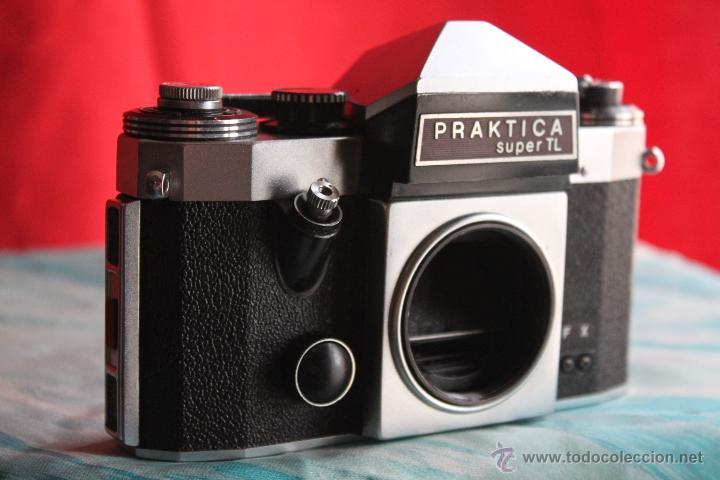 Cuerpo praktica super tl rosca 42mm comprar cámaras réflex no