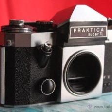 Cámara de fotos: CUERPO PRAKTICA SUPER TL (ROSCA 42MM). Lote 54843505
