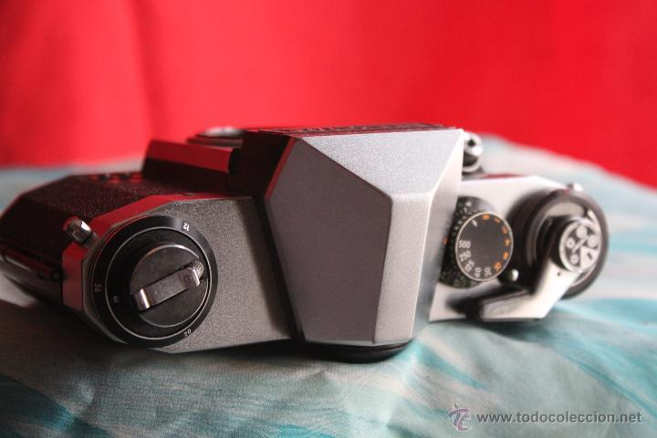 Cámara de fotos: Cuerpo Praktica Super TL (rosca 42mm) - Foto 3 - 54843505