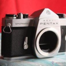Cámara de fotos: PENTAX SPOTMATIC SP (CUERPO). Lote 54844401