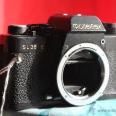 Cámara de fotos: CUERPO ROLLEIFLEX SL 35 E. Lote 54848979