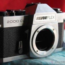 Cámara de fotos: REVUEFLEX 2000 CL. Lote 54954533