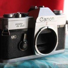 Cámara de fotos: CUERPO CANON TL. Lote 55008058