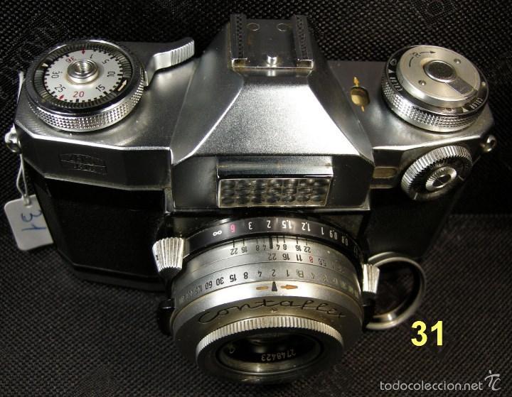 Cámara de fotos: ZEISS IKON CONTAFLEX SUPER - Foto 2 - 55795786